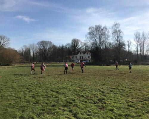 La Cascade Rugby Match